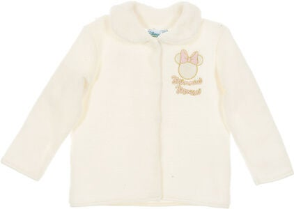 Disney Minnie Maus Strickjacke, Offwhite