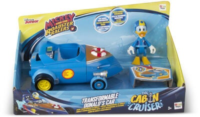 Disney Micky Maus Roadster Racers Cabin Cruiser