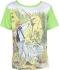 Pettersson & Findus T-Shirt, Green