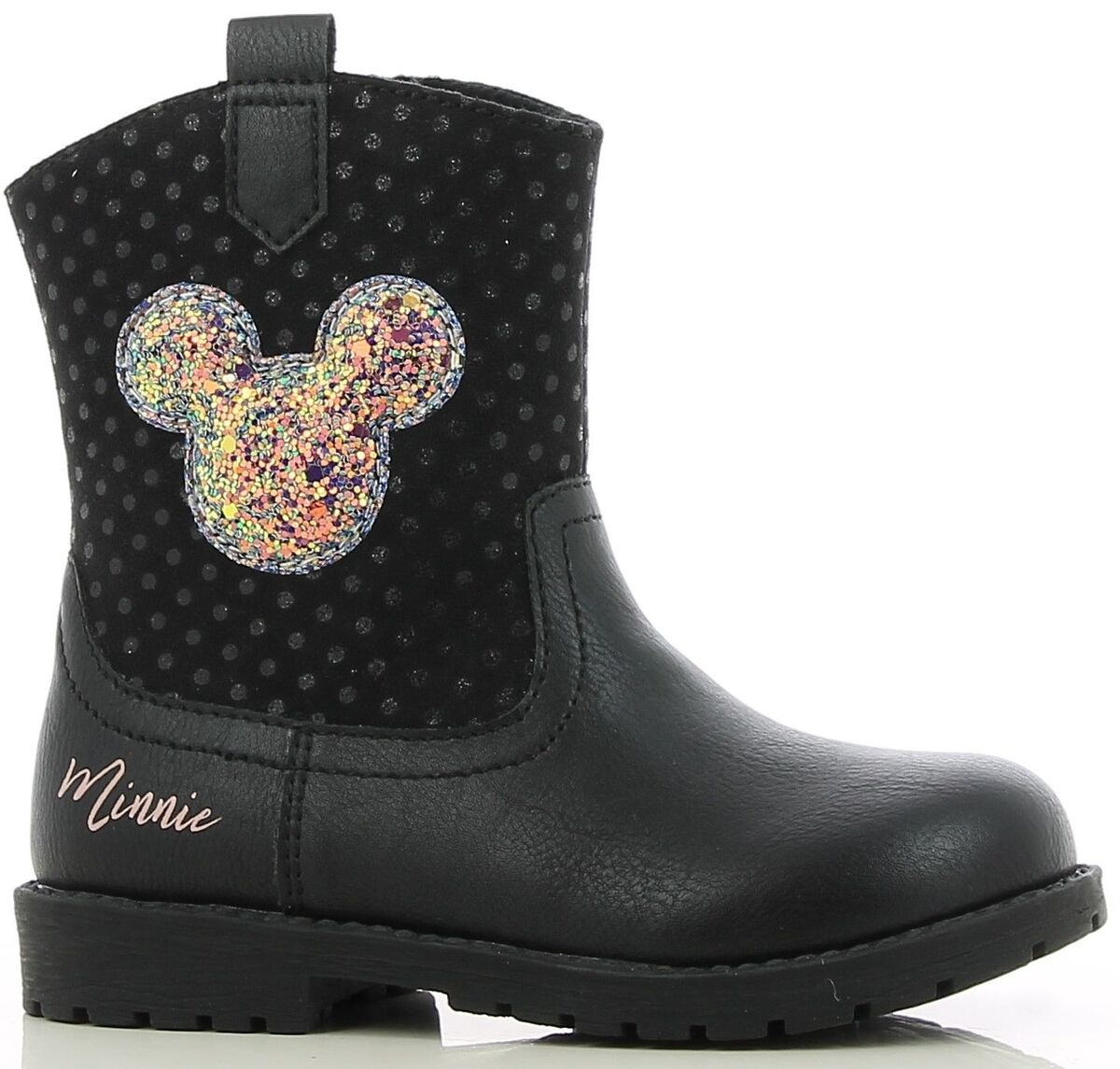 Disney Minnie Maus Stiefel, Black