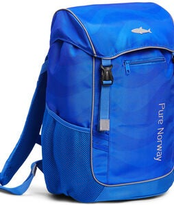 Pure Norway Air Rucksack, Blau