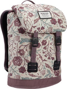Burton Tinder Pack Youth Rucksack, Etched Flowers BGS