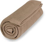 Vinter & Bloom Soft Decke EKO, Almond Beige