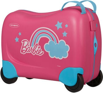 Samsonite Dreamrider Reisekoffer 28L, Barbie Pink Dream