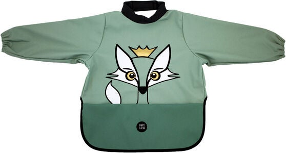 babyLivia Ärmellätzchen Fox, Powder Green