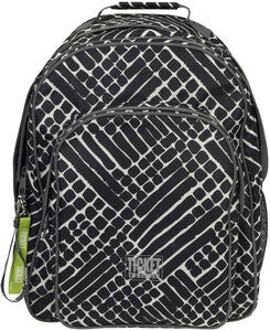Ticket To Heaven Teenager Rucksack 20L, Jet Black/Black