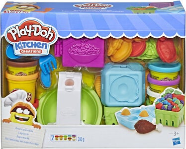 Play-Doh Grocery Goodies Küchenset