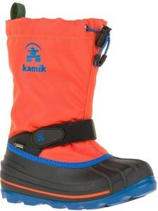 Kamik Waterbug8g Stiefel GORE-TEX, Orange