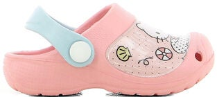 Hello Kitty Clogs, Light Pink