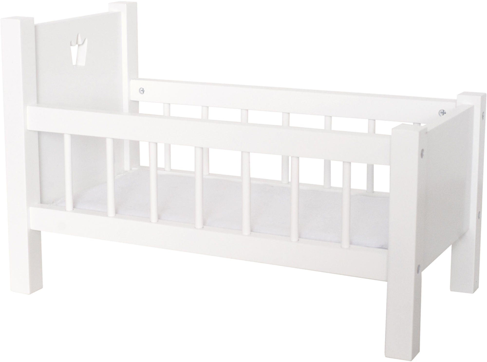 Puppenetagenbett Weiß : Kaufen jabadabado puppenbett weiß jollyroom
