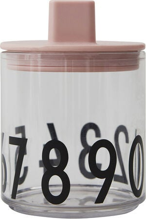 Design Letters Kids Special Edition Trinkglas 123