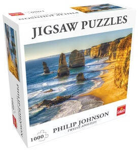 Goliath Games Puzzle Twelve Apostles 1000 Teile