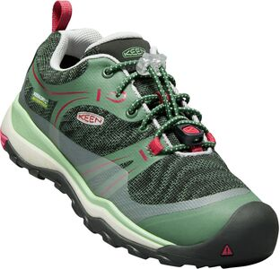 KEEN Terradorra Low WP Sneakers, Duck Green