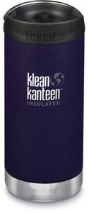 Klean Kanteen TKWide Wide Café Cap Thermosbecher 355ml, Kalamata