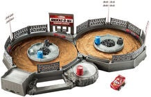 Disneys Cars Mini Racers Crank and Crash Derby Spielset