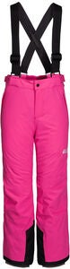 Jack Wolfskin Powder Mountain Winterhose, Pink Fuchsia