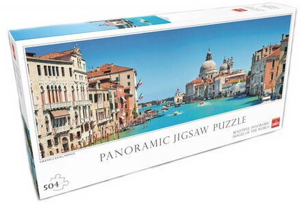 Goliath Games Puzzle Grand Canal Venice 504 Teile