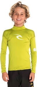 Rip Curl Corpo UV-Shirt, Lime
