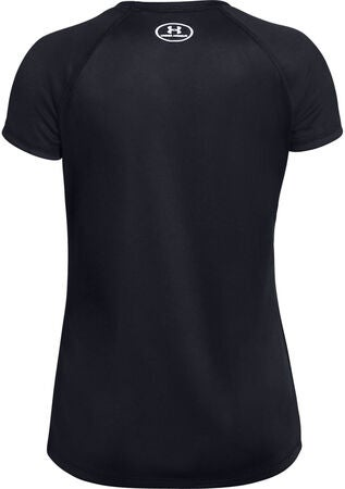 Under Armour Big Logo Tee Solid SS Trainingsshirt, Black