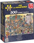 Jumbo Puzzle Jan van Haasteren Find the Mouse 500