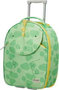 Samsonite Dino Rex Kindertrolley, Grün