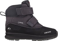Viking Toby GTX Winterstiefel, Black/Charcoal