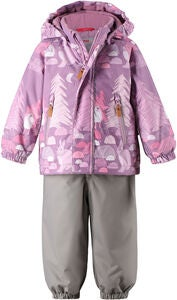Reimatec Ruis Winterset, Heather Pink