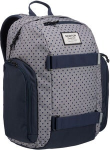 Burton Metalhead Youth Rucksack, Wild Dove Polka Dot