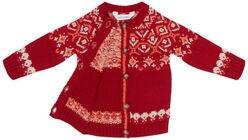 Luca & Lola Marisia Strickjacke, Red