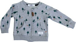 Ebbe Berkley Strickjacke, Pine Print