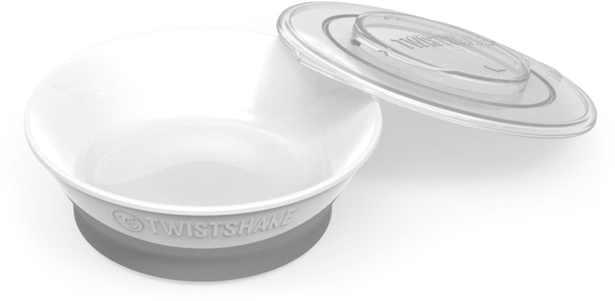 Wei/ß ab 6 Monaten Twistshake Teller