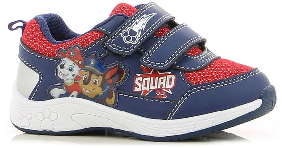 Paw Patrol Sneaker, Dark Blue/Red