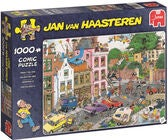 Jumbo Puzzle Jan van Haasteren Friday The 13TH 1000