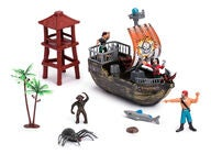 Fantasy Playworld Spielset Pirat
