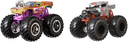 Hot Wheels Monstertrucks 1:64 2er-Pack