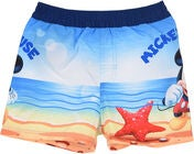 Disney Mickey Mouse Badehose, Blau
