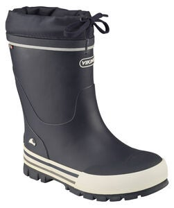 Viking Jolly Winter Gefütterte Gummistiefel, Marineblau