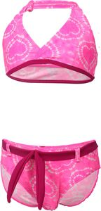 Color Kids Tippe Bikini UV 40+, Candy Pink