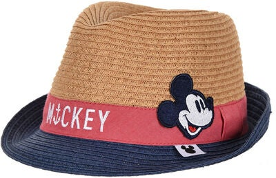 Disney Micky Maus Strohhut, Red