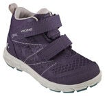 Viking Veme Mid GTX Sneakers, Purple/Bluegreen