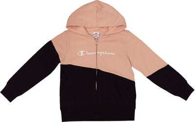 Champion Kids Kapuzenpullover, Cameo Rose