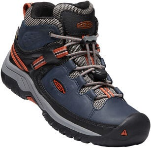 KEEN Targhee Low WP Wanderschuhe, Blue Night/Tea