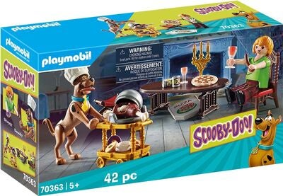 Playmobil 70363 SCOOBY-DOO! Abendessen mit Shaggy