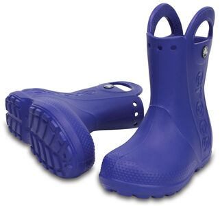 Crocs Kids Handle It Gummistiefel, Blau