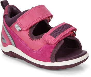 ECCO Biom Mini Sandalen, Beetroot