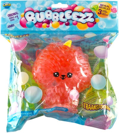 Bubbleezz Large Squishy Ula Purrycorn