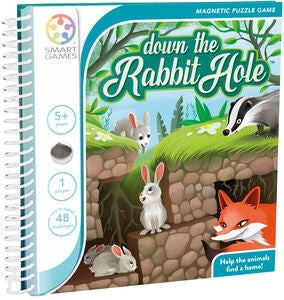 Smart Games Spiel Down The Rabbit Hole