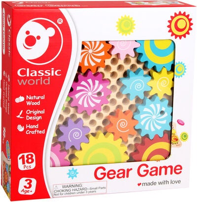 Classic World Gear Game