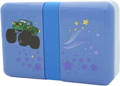 Pure Norway Go Truck/Star Brotzeitbox, Blau