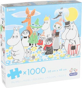 Mumin Puzzle 1000 Teile